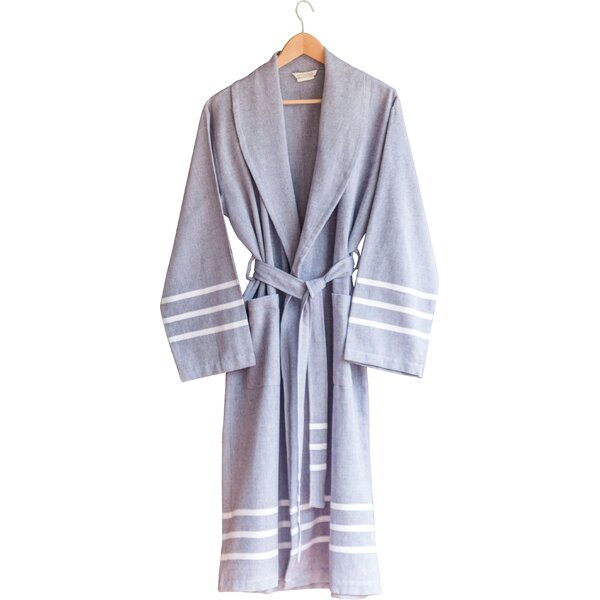 Burns 100% Cotton Bathrobe by The Twillery Co.